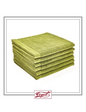 Set 6 Towels - SOFT Mikado