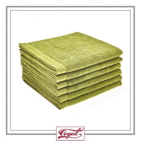 Set 6 Towels - COMFORT Mikado