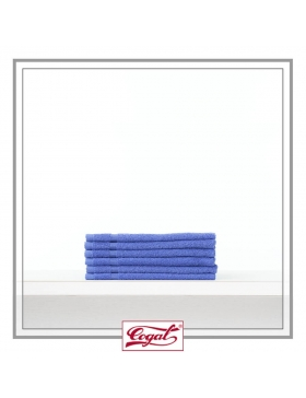 SET 6 GUEST TOWELS BASIC SERENITY