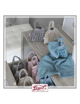 POCHETTE Set 2 Facetowels