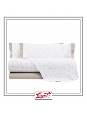 BED SET COTTON SHAKE POIS 1779