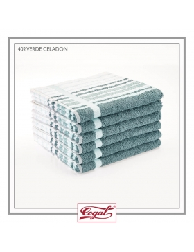 Set 6 Towels - MAXI Ontario