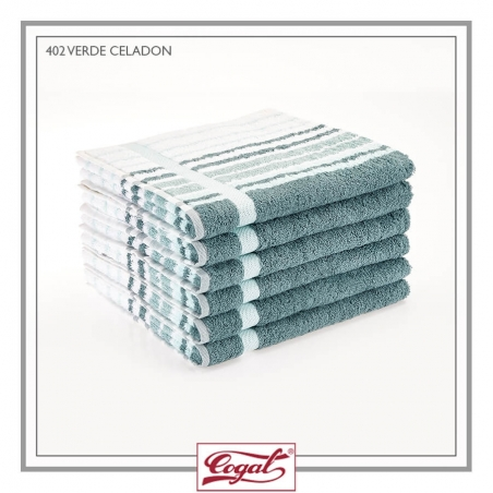 Set 6 Towels - MAXI Ontario