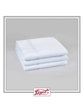 SET 3 BATH TOWELS HOTEL BASIC SERENITY