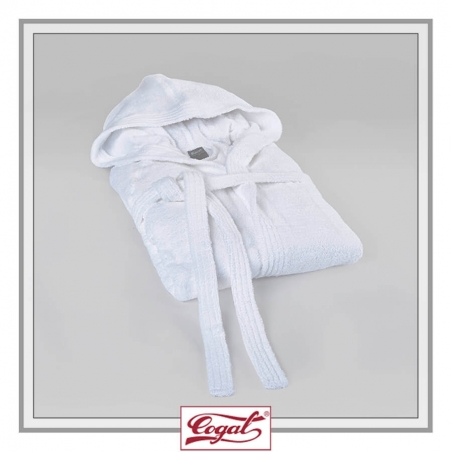 BATHROBE HOOD HOTEL BASIC SERENITY