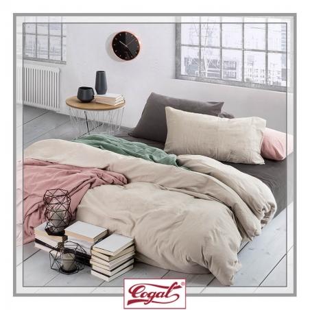 Duvet Cover SATEEN - Industrial