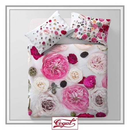 Set Letto COTONE - Flower Power
