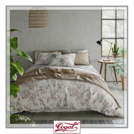 BED SET COTTON EDEN