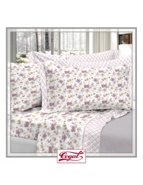 BED SET FLANNEL CHAMONIX