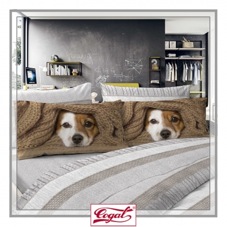 Bed Set FLANNEL - Morbidosi