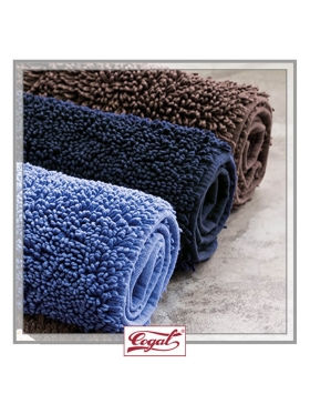 Bath Rug - TRADITIONAL Blue 1200
