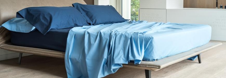 Completi set lenzuola: tris sopra, sotto e federe in vendita online